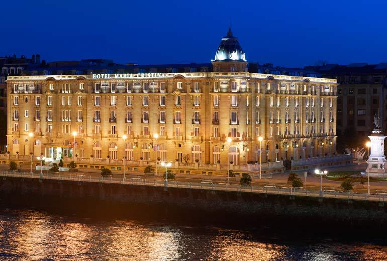 Hotel Maria Cristina 2